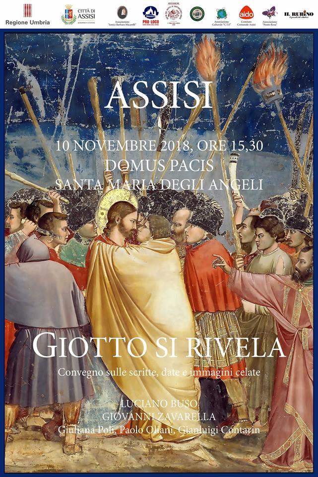 Giotto si rivela